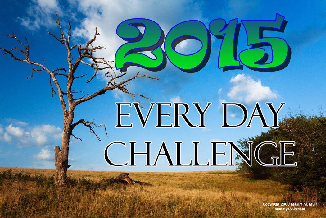 2015 Every Day Challenge