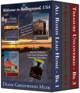 Bellingwood Boxed Set – Books